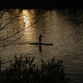 Převozník na řece Styx