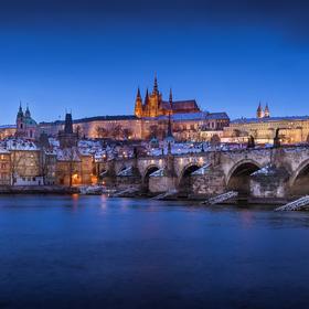Když i v Praze zasněží..