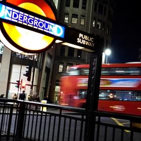 Londýnska doprava