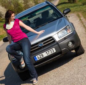 Subaru v její moci