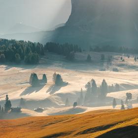 Chaloupky pod horami