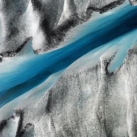Ledovcová trhlina