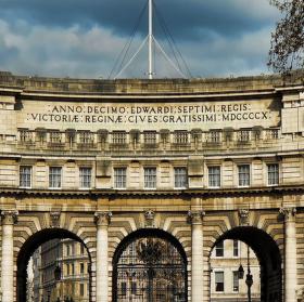 Admirality Arch London