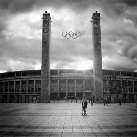 Olympiastadion Berlín