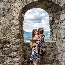 S Matildou na hrade
