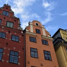 barvy Stockholmu