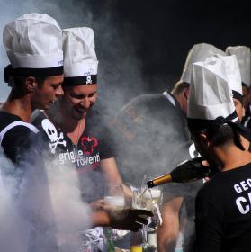 Caorle - gourmet festival..