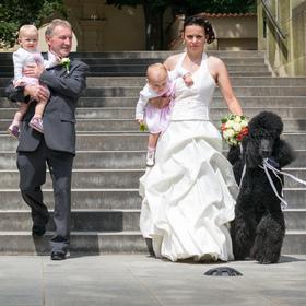 Prostě svatba.