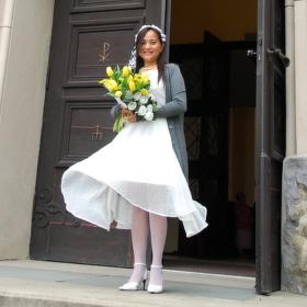 Nevěsta z Filipín alá Marilyn Monroe