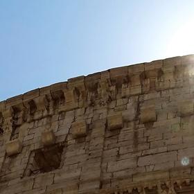 Římské slunce...