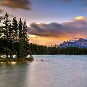 Two Jack lake - Canada
