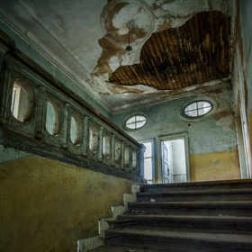 Stairs to the past