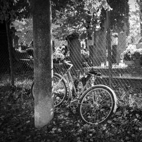 Zatišie pri cintoríne