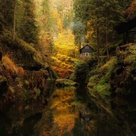 """Když podzim ,, maluje"""""""