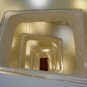 Stairway to Caixa