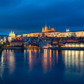 Večer v Praze (1)