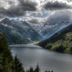 Pohled na hory