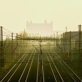 Sunny railway