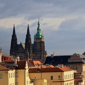 Praha ze Strahova