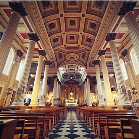Cathedral of St Mary and St Anne, Cork