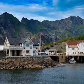 Rybářská vesnička
