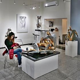 V galerii