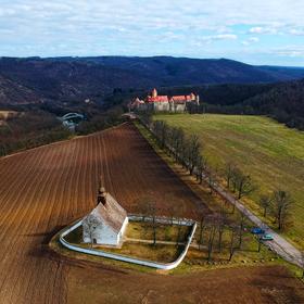 u hradu Veveří
