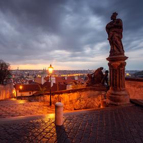 Velikonoční Praha