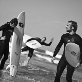 Surf trip...