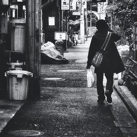 Stracen v Tokyu ...