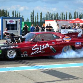 Zahřívání pneu