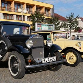 Praga a Tatra