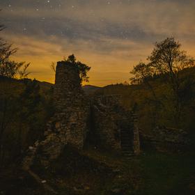 Zřícenina hradu Rychleby