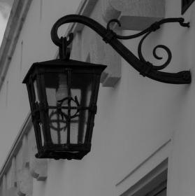 Lampy na Špilberku