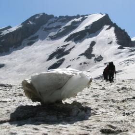 Výstup na Džantugan, Kavkaz