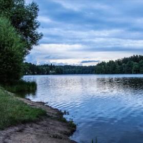 ",,Jezero"" Malý Ratmírov"