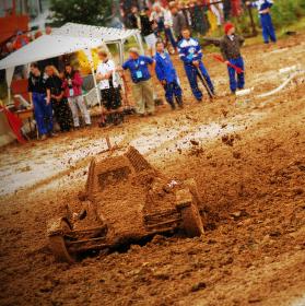 Někdy je najít závodníka opravdu těžké :)