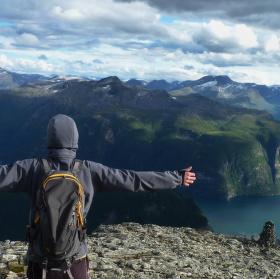 Objetí fjordu