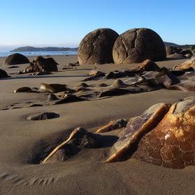 """""""Moreaki Boulders"""", New Zealand"""