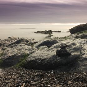 mokre skaly
