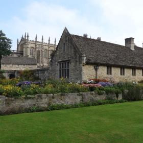 War Memorial Garden - Oxford