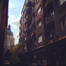 Atmosféra Budapešti