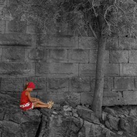 Odpočinek pod stromem