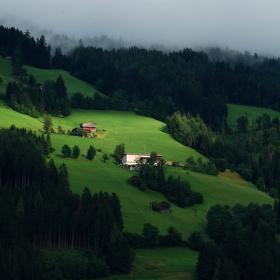 Alpské louky