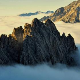 Nekde nad Innsbruckem:)