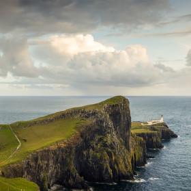 Ness point Isle of Skye