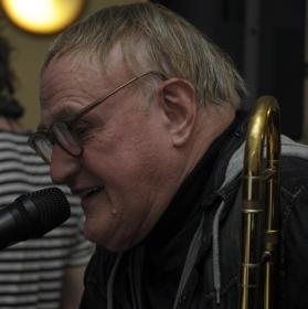 jazzman Mojmír Bartek