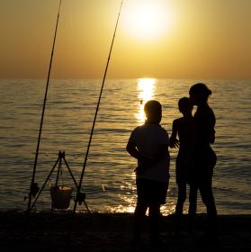 Na rybolovu