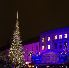 Vánoce v Brně