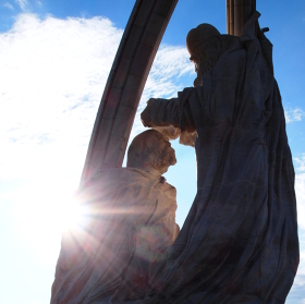 Korunovace svatého Ištvána